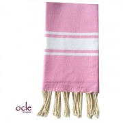 Fouta Ballota Rosa Chicle